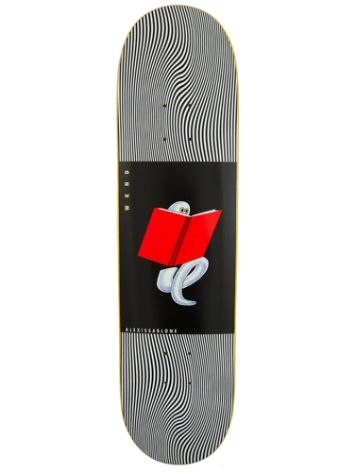 WKND Alexis Book Worm 8.25 Skateboard Deck
