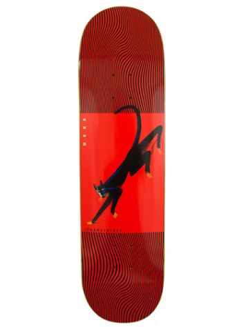 WKND Stuckey Night Stalker 8.5 Skateboard Dec