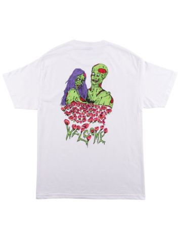 Welcome Zombie Love T-Shirt