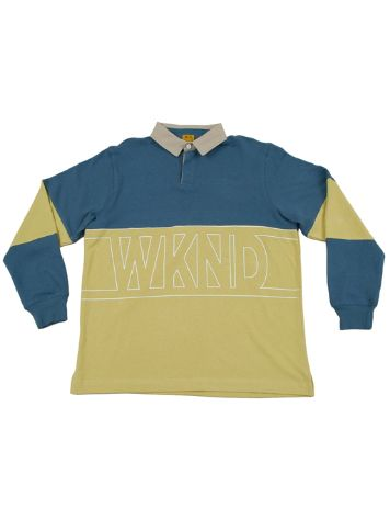 WKND Rugby Polo Sweater