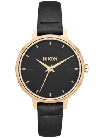 Nixon The Medium Kensington Leather Reloj