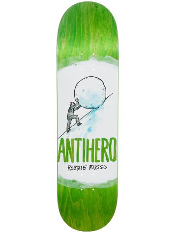 "Antihero Russo Devolution 8.58"" Skateboard Deck"