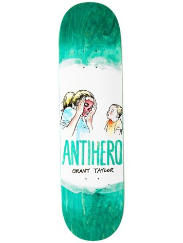 "Antihero Taylor Devolution 8.25"" Skateboard Deck"