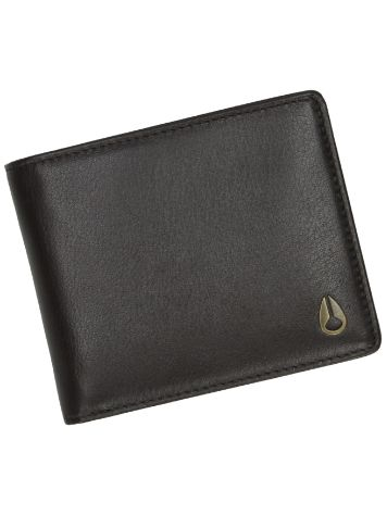 Nixon Pass Leather Coin Carteira