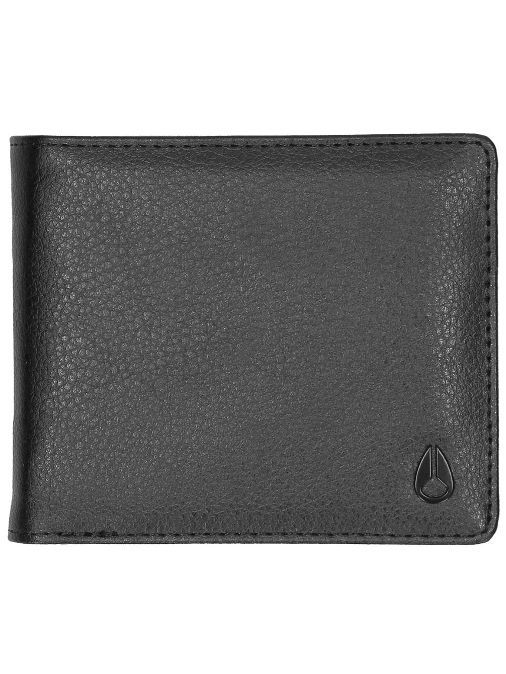 Pass Vegan Leather Coin Portefeuille