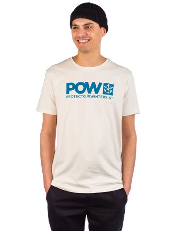 POW Protect Our Winters Logo Majica