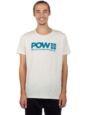 POW Protect Our Winters Logo T-Shirt