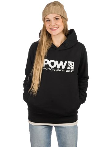 POW Protect Our Winters Kapuzenpullover