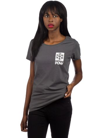 POW Protect Our Winters Left Chest Logo T-Shirt