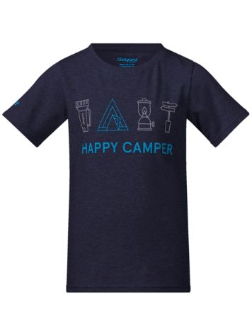 Bergans Happy Camper T-Shirt