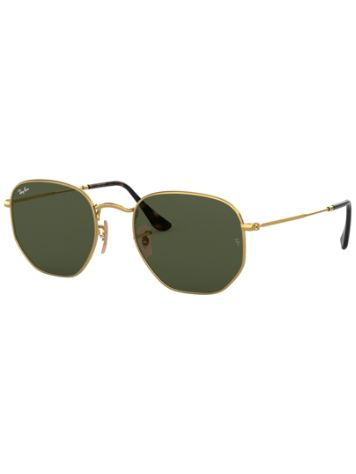 Ray Ban Hexagonal Gold Gafas de sol