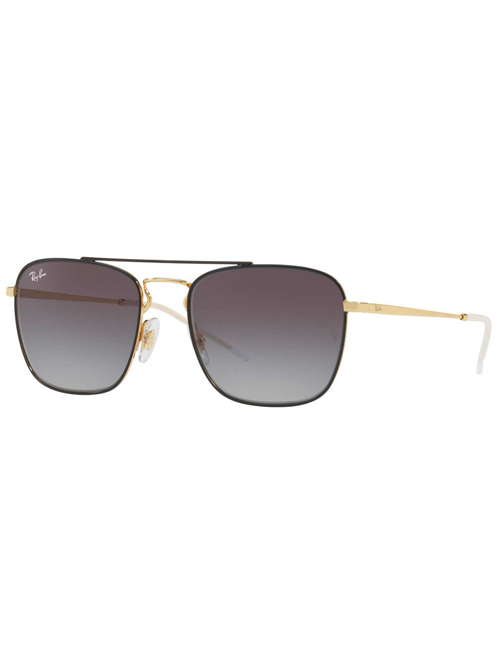 RB3588 Gold On Top Black Sonnenbrille