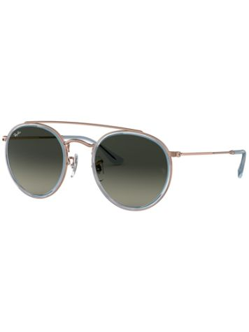 Ray-Ban Round Double Bridge Copper