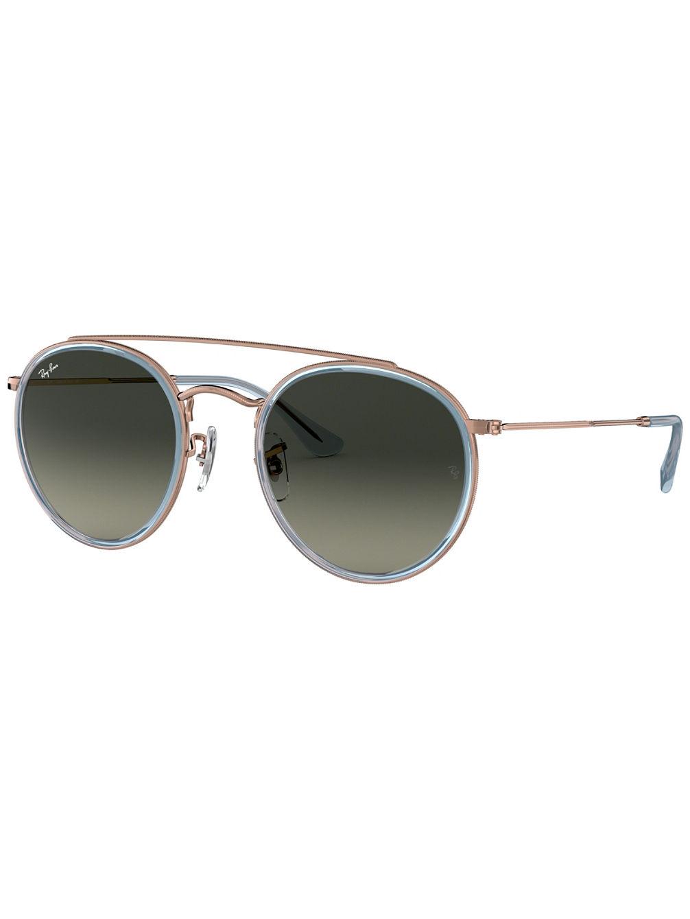 Köp Ray Ban Round Double Bridge Copper Solglasögon online på blue ... 35810f3696501