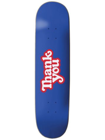 Thank You Logo 8.5'' Skateboard Deck