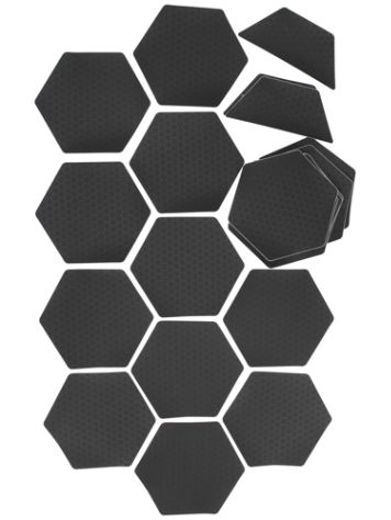 RS Pro Hexatraction Surf 20 Pieces Tail Pad