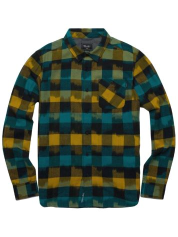 Primitive Buffalo Ikat Flannel Shirt