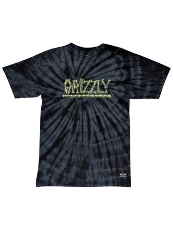 Grizzly Horror Bones T-Shirt