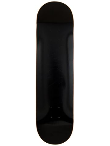 WKND Embossed Logo Black 8.1 Skateboard Deck