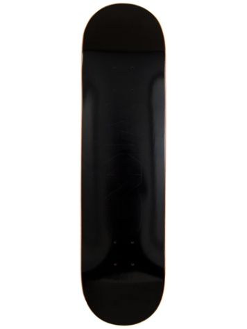 WKND Embossed Logo Black 8.25 Skateboard Deck