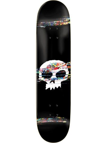 Zero Scratch Away Single Skull 8.25 Skateboar