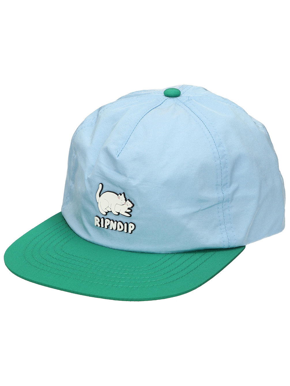 Two Nerms 5 Panel Cap