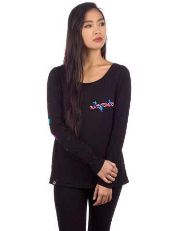 Blue Tomato Silhouettes Long Sleeve T-Shirt