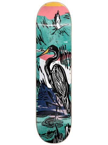 Almost For The Birds Impact Light 8.375'' Deck