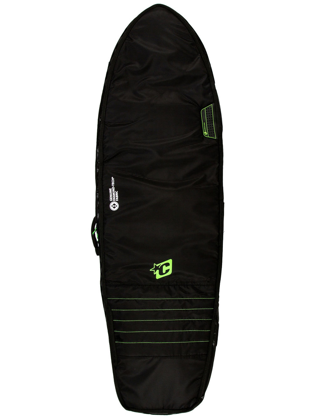 Fish Double 6'7 Boardbag Surf