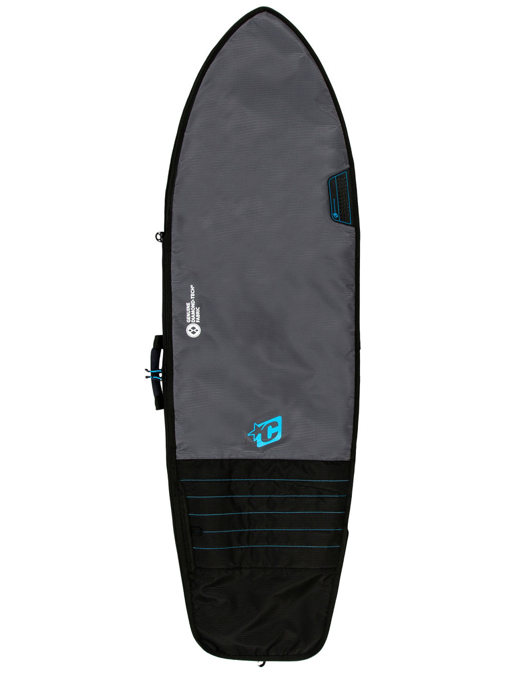 Fish Day Use 7'1 Surfboard Bag