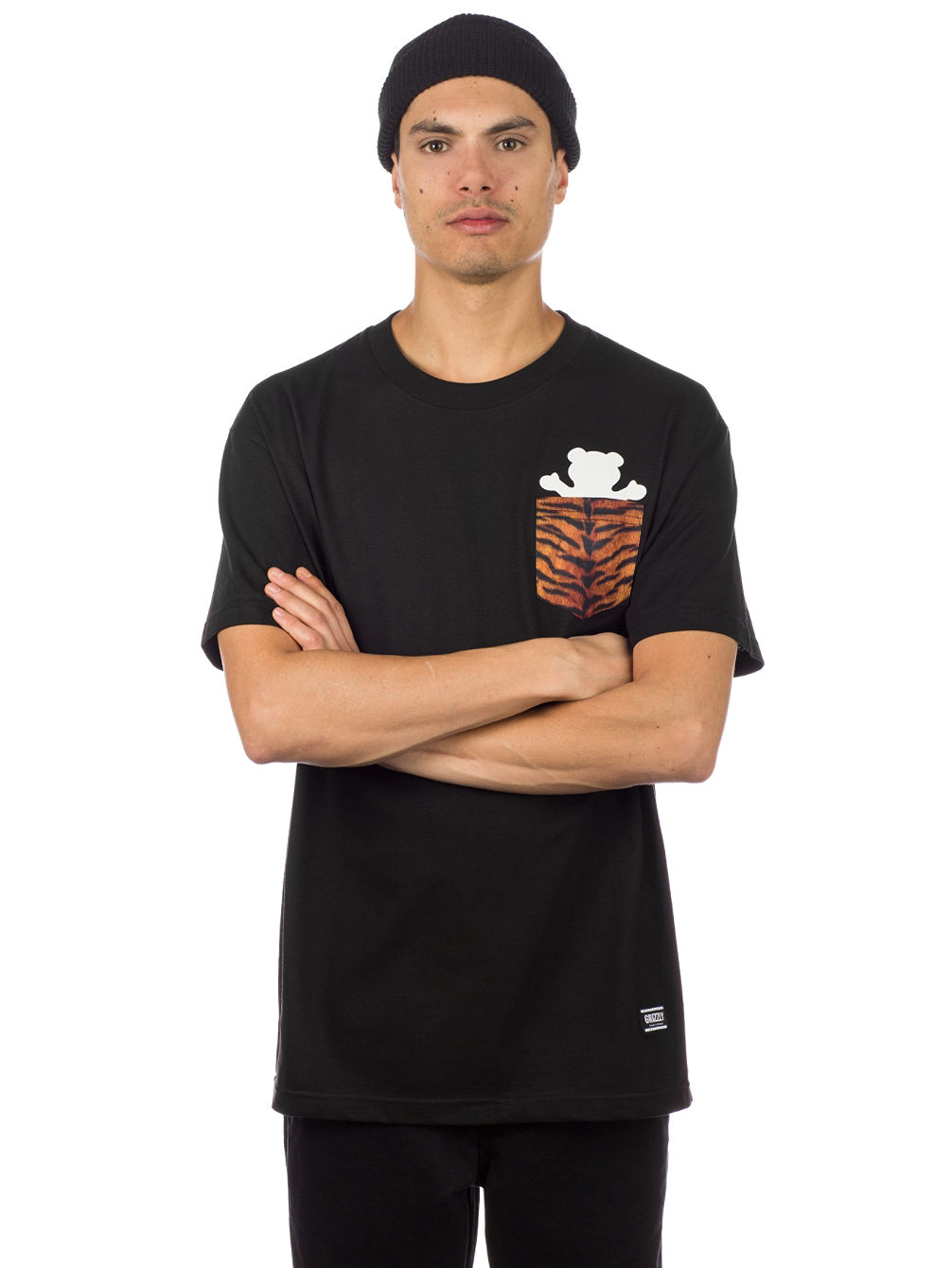 Tiger Pocket T-shirt