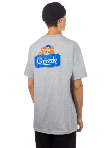 Grizzly Travel Bear Camiseta