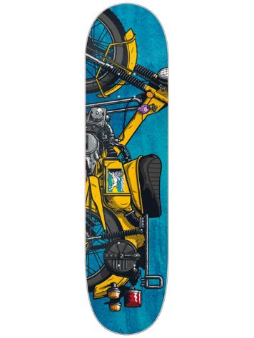 Send Help Tabari Rockers 8.25 Skateboard Deck