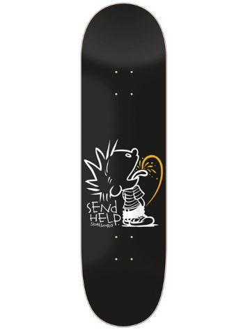 Send Help Tee Tee 8.5 Skateboard Deck