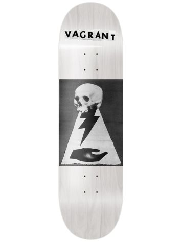 Vagrant Hand Of Death 8.6 Skateboard Deck