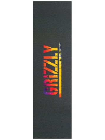 Grizzly Acid Test Stamp Griptape