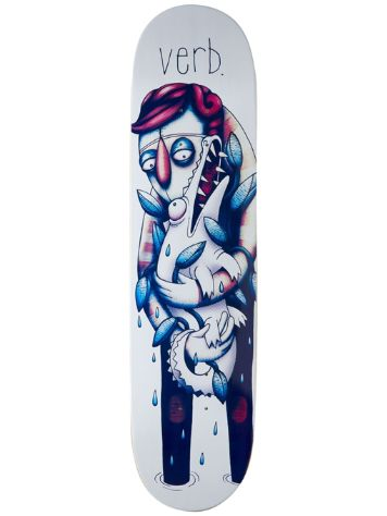 Verb Louis Graphic 8.0'' Skateboard Deck