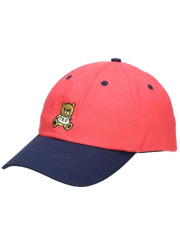 Teddy Fresh Red Ted Kapa s Šiltom