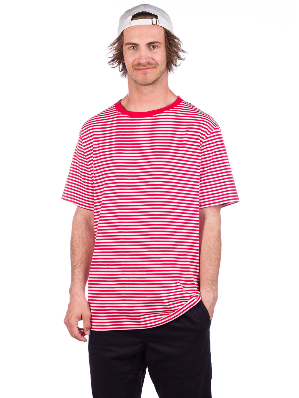Ranked Striped T-shirt