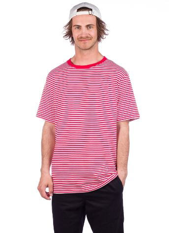 Zine Ranked Striped T-Shirt