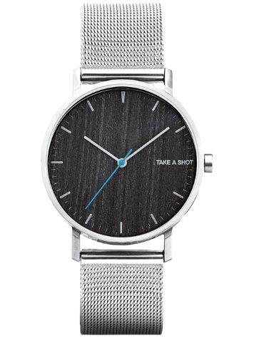 Take A Shot Huck 40mm Stainless Steel Reloj