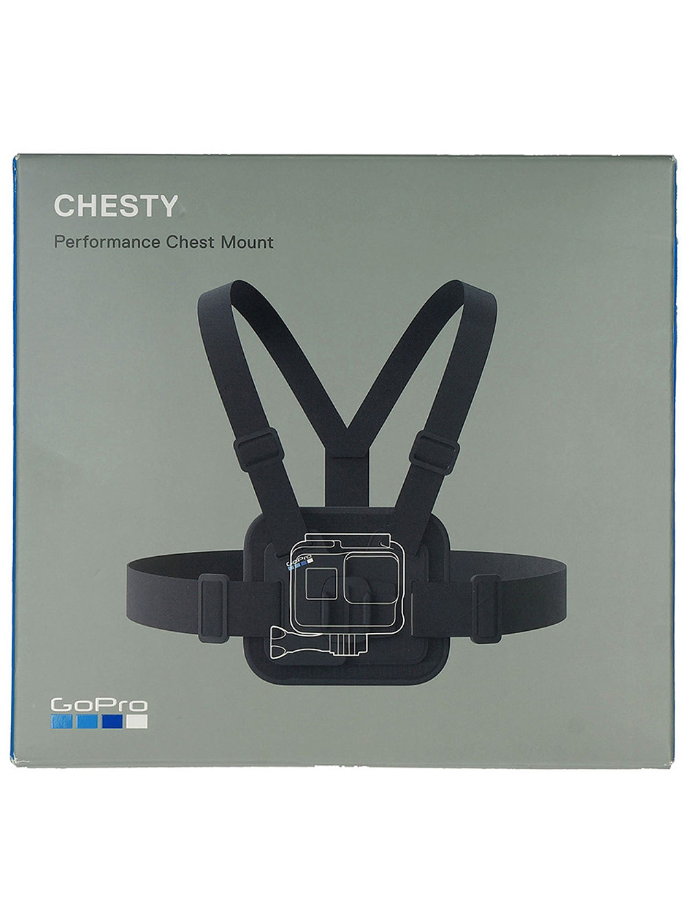 Chesty (Performance Chest Mount 2018)