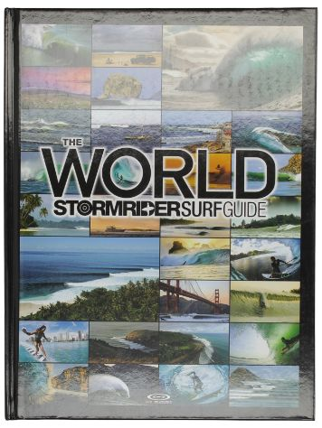 stoked publications World XXL Surf Guide Bog