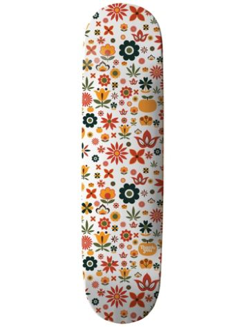 Thank You Flower Power 8,25 Skateboard Deck