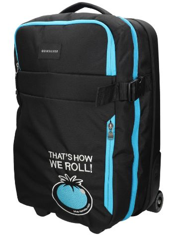 Blue Tomato X Quiksilver New Horizon Trolley 32L