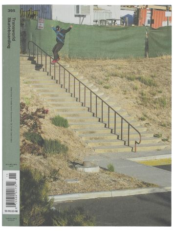 Transworld Skateboarding Nov-Dec 2018 Magazin
