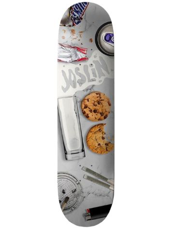 "Plan B Joslin Milk N Cookies 8.0"" Skateboard Deck"
