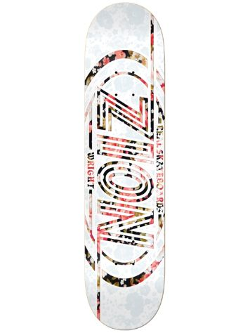 "Real Zion Perennial Oval 8.06"" Skate Deck"