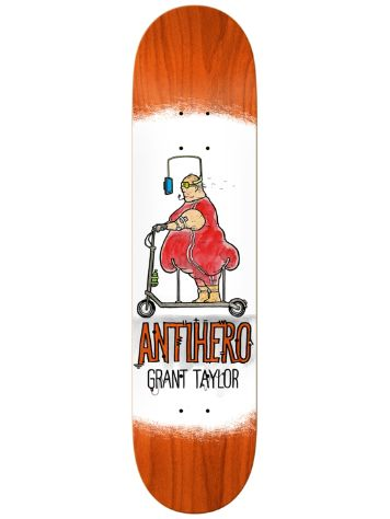 "Antihero Brd Taylor Electric Lux 8.06"" Deck"