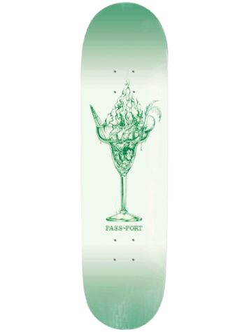 Pass Port Burning Series Drinks 8.25'' Deck